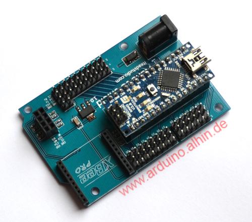 Projects from Tech: Serial Sonar Sensor: ATtiny85, HC-SR04